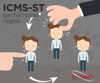 Imagem da notícia: ICMS-ST sobre operações interestaduais ganha novas regras