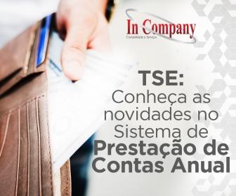 Imagem da notícia: TSE: Conheça as novidades no Sistema de Prestação de Contas Anual