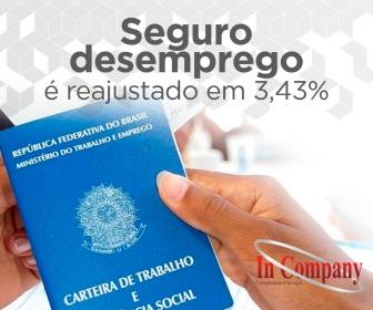 Imagem da notícia: Seguro-desemprego é reajustado em 3,43%